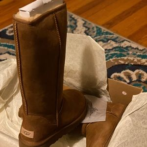 Classic tall II Ugg boots size 12